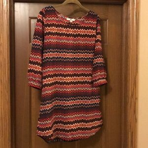 Beautiful tunic by ya LosAngeles